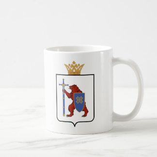 Coat of arms of Mari El Coffee Mug