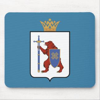 Coat of arms of Mari El Mouse Pad