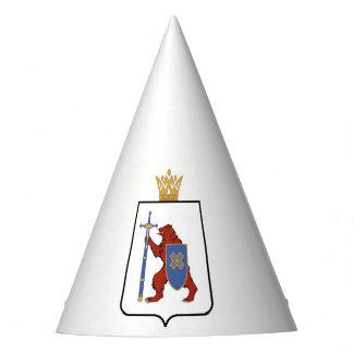 Coat of arms of Mari El Party Hat