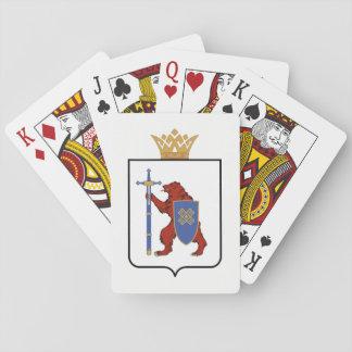 Coat of arms of Mari El Playing Cards
