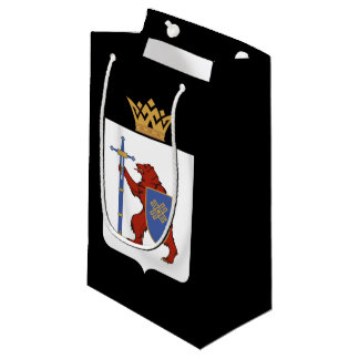 Coat of arms of Mari El Small Gift Bag