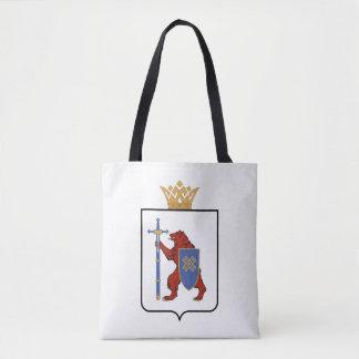Coat of arms of Mari El Tote Bag