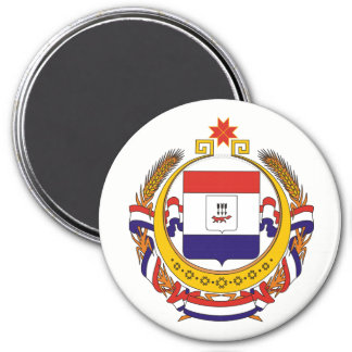 Coat of arms of Mordovia Magnet