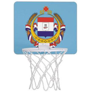 Coat of arms of Mordovia Mini Basketball Hoop