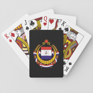 Coat of arms of Mordovia Playing Cards