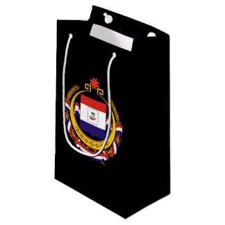 Coat of arms of Mordovia Small Gift Bag