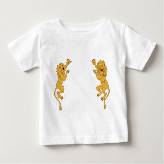 Coat_of_arms_of_Morocco_Supporters Baby T-Shirt