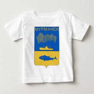 Coat_of_Arms_of_Murmansk_(1968-2004) Baby T-Shirt