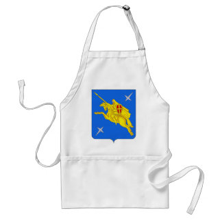 Coat_of_Arms_of_Peresvet_(Moscow_oblast) Standard Apron