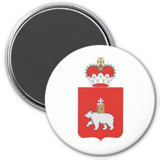 Coat of arms of Perm krai Magnet