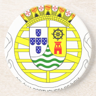 Coat_of_arms_of_Portuguese_India_(1935-1951) Coaster