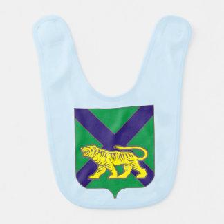 Coat of arms of Primorsky krai Bib