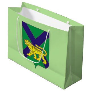 Coat of arms of Primorsky krai Large Gift Bag