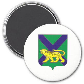 Coat of arms of Primorsky krai Magnet
