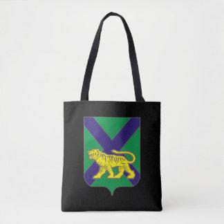 Coat of arms of Primorsky krai Tote Bag