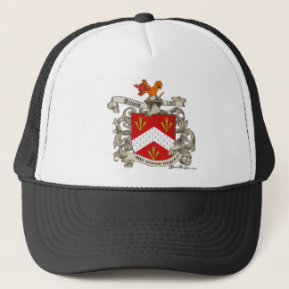Coat of Arms of Richard Arnold of Dorset, England Trucker Hat