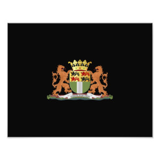 Coat of arms of Rotterdam Photo Art