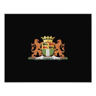 Coat of arms of Rotterdam Photo Art