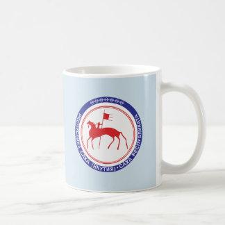 Coat of arms of Sakha Coffee Mug