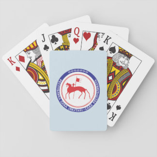 Coat of arms of Sakha Playing Cards
