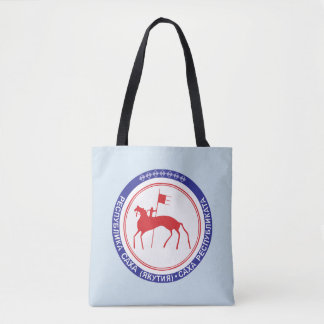 Coat of arms of Sakha Tote Bag