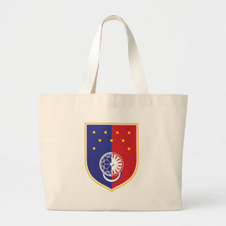 Coat_of_arms_of_Sarajevo_Canton Jumbo Tote Bag