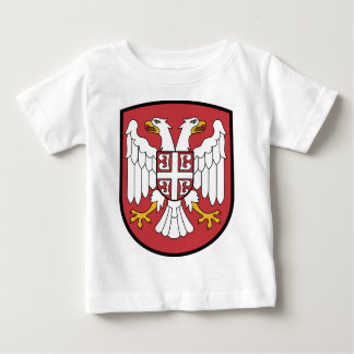 Coat_of_arms_of_serbia_1941_1944 Baby T-Shirt