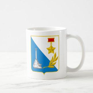 Coat of arms of Sevastopol Coffee Mug