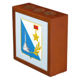 Coat of arms of Sevastopol Desk Organiser