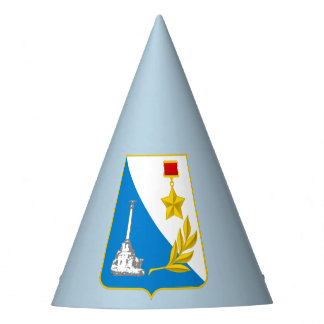 Coat of arms of Sevastopol Party Hat