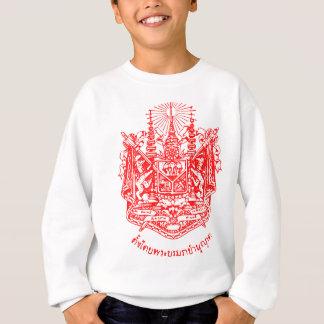 Coat_of_Arms_of_Siam_(Royal_Warrant) Sweatshirt