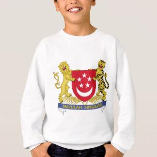Coat of arms of Singapore 新加坡国徽 Emblem Sweatshirt