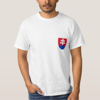 Coat of Arms of Slovakia T-Shirt