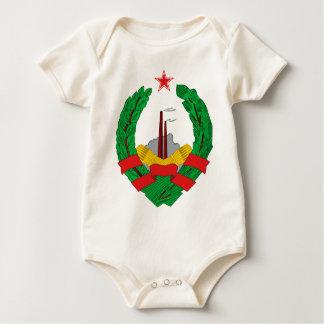 Coat of Arms of SR Bosnia Baby Bodysuit