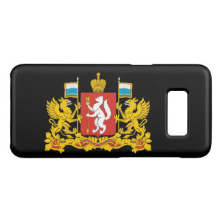 Coat of arms of Sverdlovsk oblast Case-Mate Samsung Galaxy S8 Case