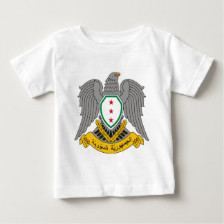 Coat_of_arms_of_Syria-1957 Baby T-Shirt