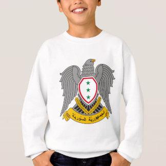 Coat_of_arms_of_Syria-1963 Sweatshirt