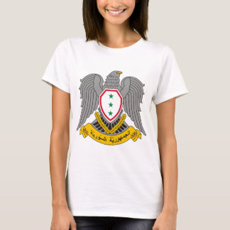 Coat_of_arms_of_Syria-1963 T-Shirt