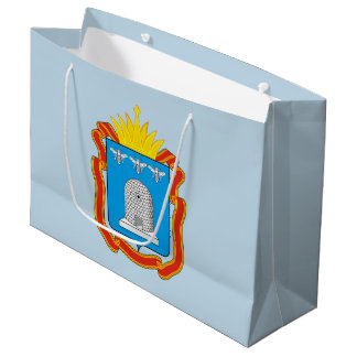 Coat of arms of Tambov oblast Large Gift Bag