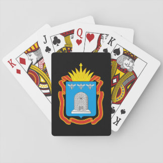Coat of arms of Tambov oblast Playing Cards