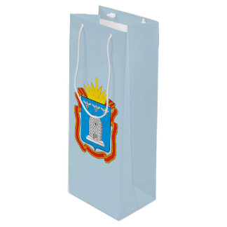 Coat of arms of Tambov oblast Wine Gift Bag