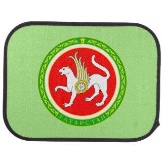 Coat of arms of Tatarstan Car Mat