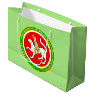 Coat of arms of Tatarstan Large Gift Bag