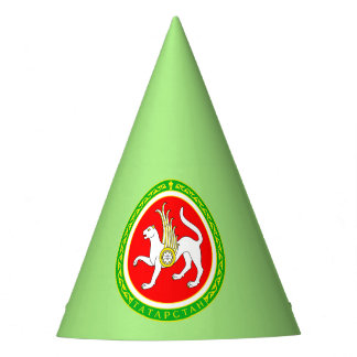 Coat of arms of Tatarstan Party Hat