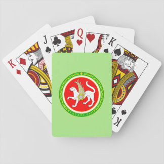 Coat of arms of Tatarstan Playing Cards