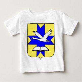 Coat_of_arms_of_the_Bolshekolpanskoe_rural_settlem Baby T-Shirt