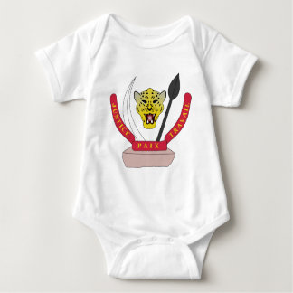 Coat_of_arms_of_the_Democratic_Republic_of_ Baby Bodysuit