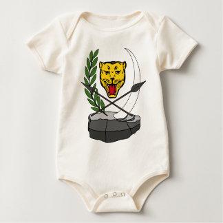 Coat_of_arms_of_the_Democratic_Republic_of_ Baby Bodysuit