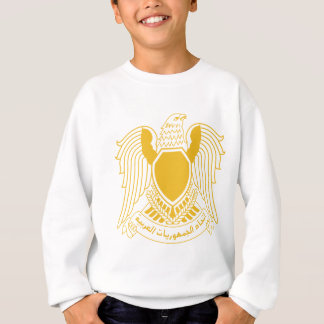 Coat_of_arms_of_the_Federation_of_Arab_Republics.p Sweatshirt