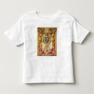 Coat of arms of the French Royal Family Toddler T-Shirt